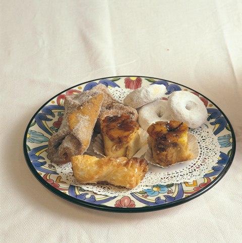 Granada, Especialidades dulceras