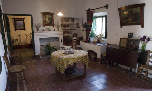 Granada la ruta de garc a lorca ganas de viajar for Huerta de san vicente muebles