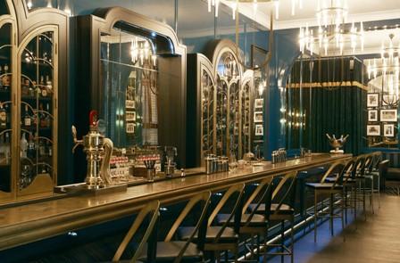 HOTEL ALFONSO XIII AMERICAN BAR