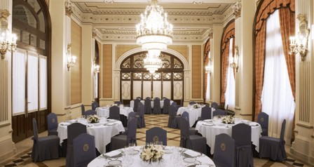 HOTEL ALFONSO XIII COMEDOR