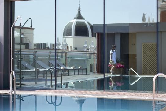 Hotel Santo Domingo: Escapada romántica