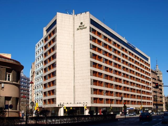 Hotel Corona de Aragón 1