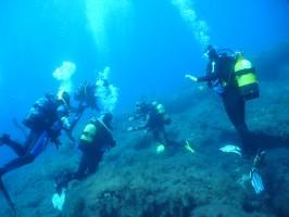Ibiza submarina