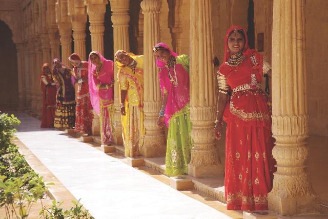 Mujeres en Suryagarh