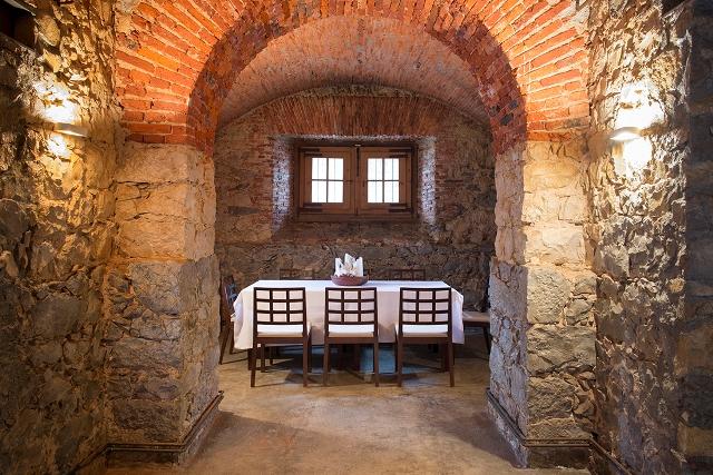 Santander, un restaurante de una sola mesa, una experiencia única