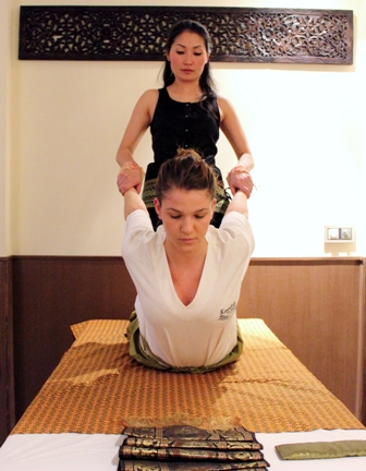 Kenika Thai Massage, autenticidad tailandesa en Madrid
