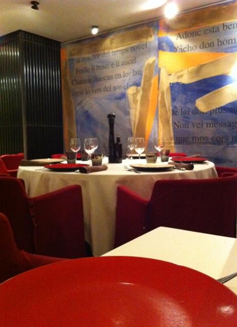 Comer en Barcelona: bueno, bonito y barato