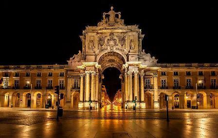 Foto-enigma: Plaza del Comercio, Lisboa