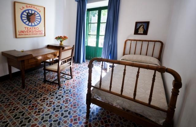 Granada recordando a federio garc a lorca ganas de viajar for Muebles de oficina lorca