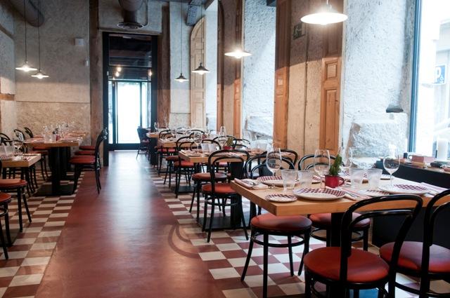 Restaurante La Entretenida, Madrid