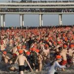 Recibe el Año Nuevo con un chapuzón en aguas holandesas