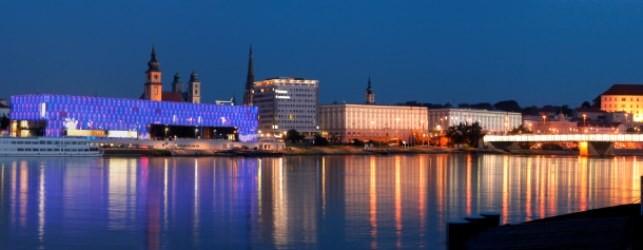 Linz, Austria: Danubio multicolor
