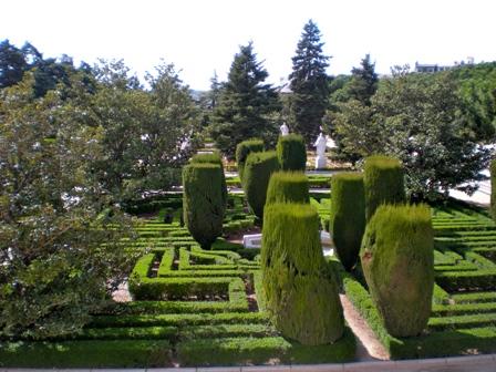 Madrid leyendas del palacio real ganas de viajar for Jardines del moro
