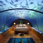 The Conrad Maldivas, un hotel insólito