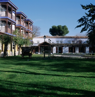 Ciudad Real, Parador de Manzanares