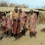 MASAI, mito y leyenda de África