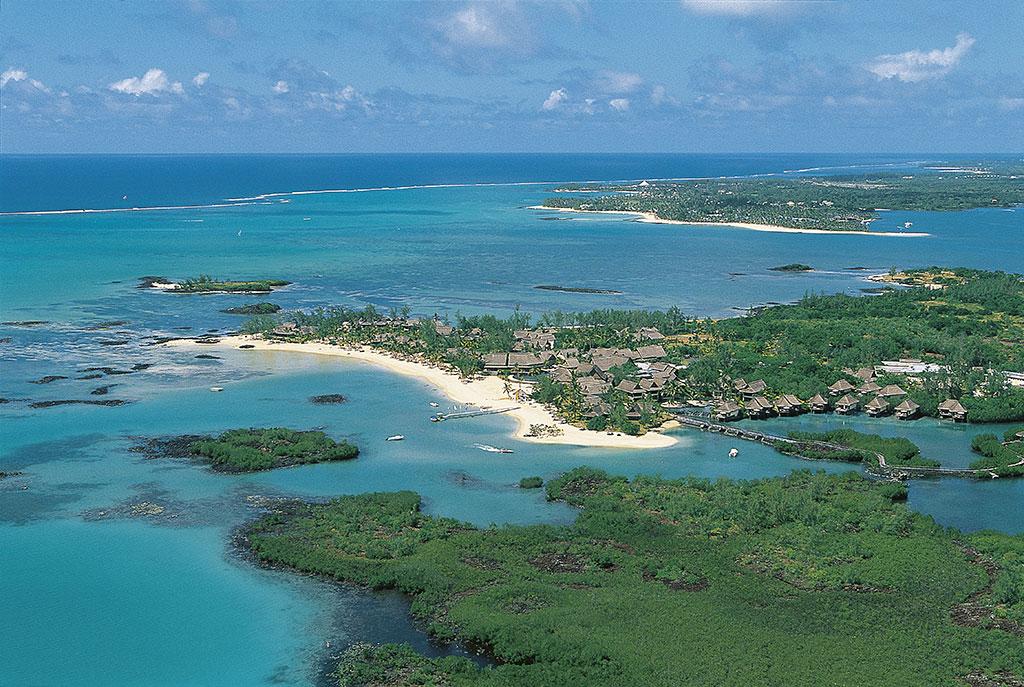 Mauricio, Hotel Le Prince, donde el cielo se confunde con el mar