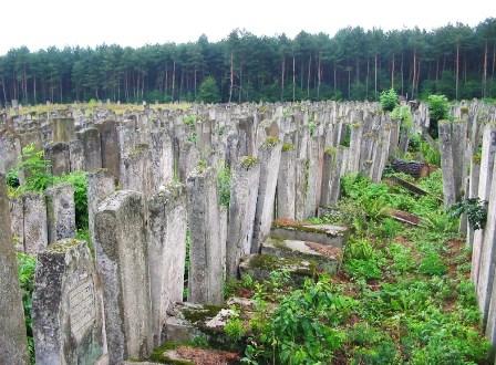 MILENA Cementerio Judío