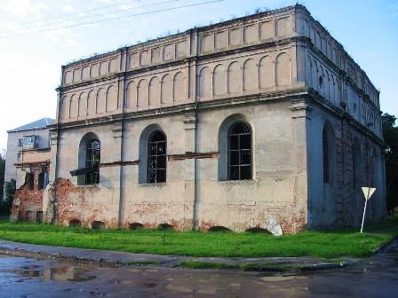 MILENA Sinagoga