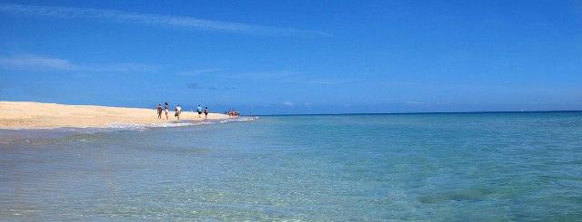 playa maspalomas km
