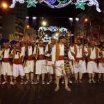 Moros y cristianos de Villajoyosa (Alicante)