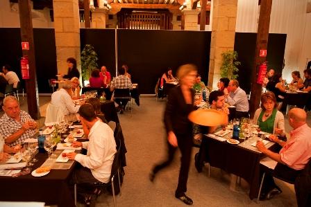 Cena en el restaurante Enekorri de La Ciudadela