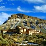 Cañadas del Teide, un volcán con Parador