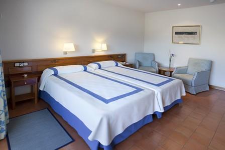 Las habitaciones de los hoteles