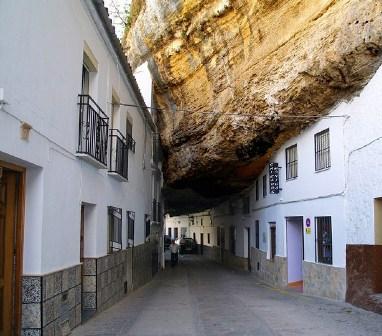 Foto-enigma: Setenil de las Bodegas, Cádiz