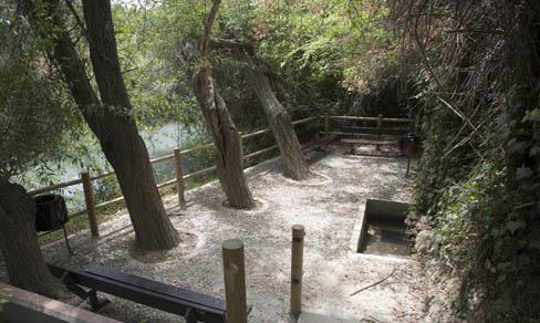 Fuente de la Teja en Pinos Puente.