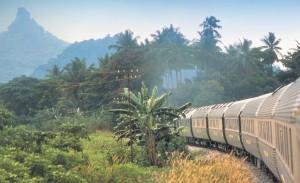 Eastern & Oriental Express, un viaje de lujo en tren por Asia
