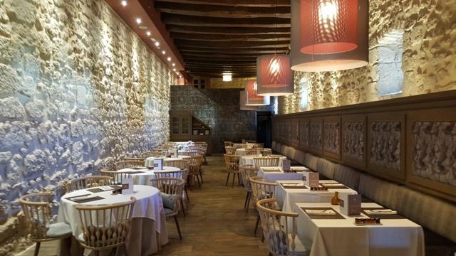 Restaurante del Balneario de Valbuena