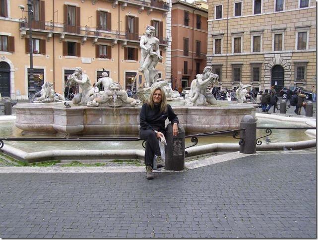 Roma…siempre mágica, increíble, seductora (Marysa Cossovich)