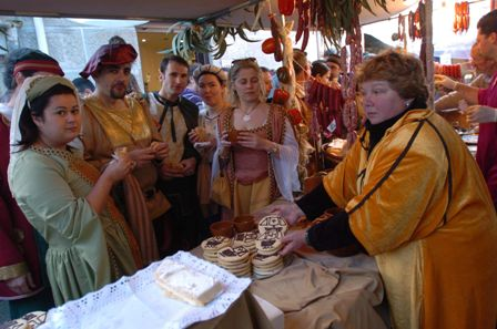 La Romería Vikinga de Catoira (Pontevedra)