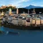 Salzburgo, paseo por los escenarios de «Sonrisas y lágrimas»