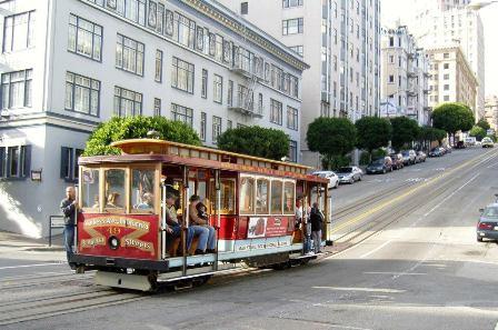 Foto-enigma: Tranvía de San Francisco