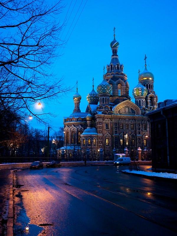 San Petersburgo (Iglesia de San Salvador de la Sangre Derramada)