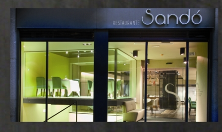 Madrid: Restaurante Sandó