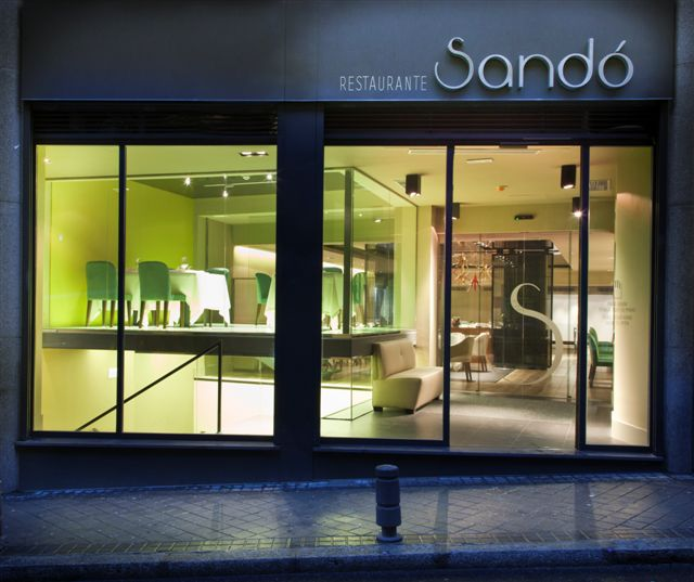 Restaurante Sandó, Madrid