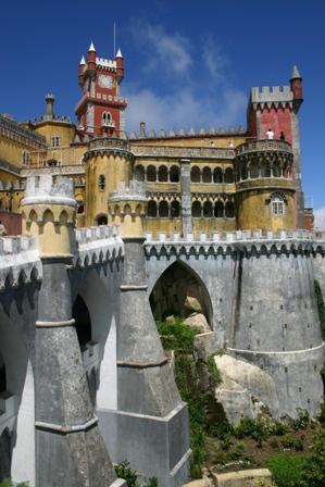 SINTRA castillo de Pena en Sintra 1