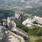 Portugal: Palacio de Pena en Sintra, las hadas existen