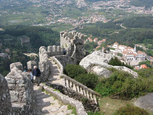 SINTRA castillo de Pena en Sntra 2