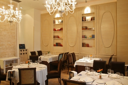 Restaurante St. James, Madrid