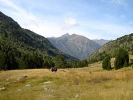 El Parque Natural de la Vall de Sorteny, en el corazón de Andorra