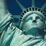La Estatua de la Libertad, de aniversario