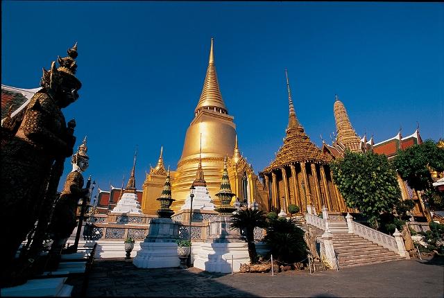 Temkplo del Buda Esmeralda.