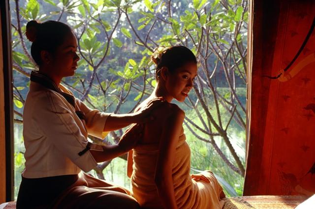 Nada como acabar la jornada con un buen masaje tailandés, famosos en el mundo entero.