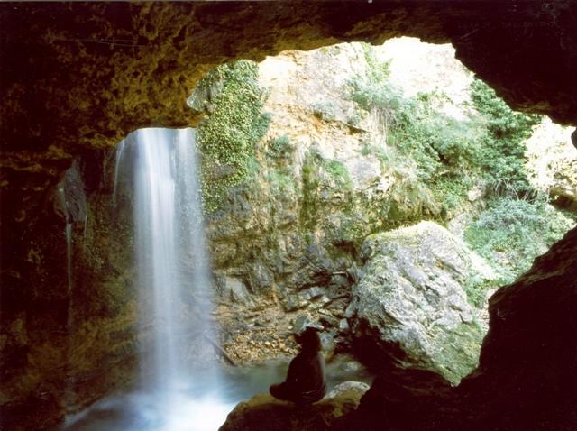 Pozo de las Palomas en Utrillas.