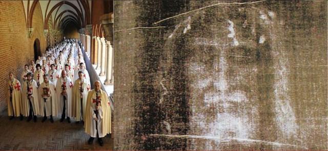 Los Templarios de San Guinesioañaden misterio a una ciudad ya de por sí misteriosa.