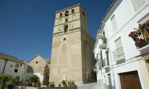 Iglesia Mayor de la Encarnación.